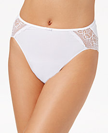 Bali Lace Desire Hi Cut Brief DFLD62