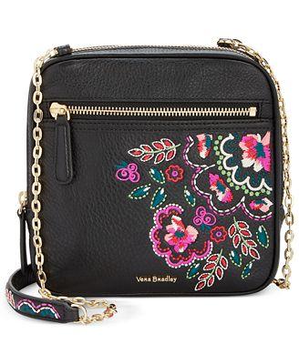 Vera Bradley Elena Crossbody Bag