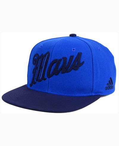adidas Dallas Mavericks Seasons Greeting Snapback Cap