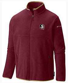 Columbia Men's Florida State Seminoles Fuller Ridge Fleece Jacket