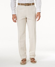 INC Men's Linen-Blend Dress Pants, Created for Macy's