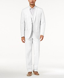 INC Men's Nevin Linen Suit, Created for Macy's