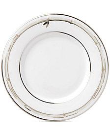 kate spade new york Emmett Street Platinum Collection Saucer