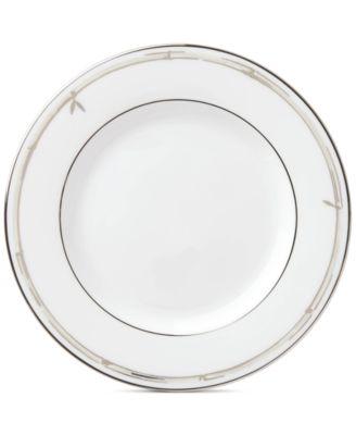Emmett Street Platinum Collection Salad Plate