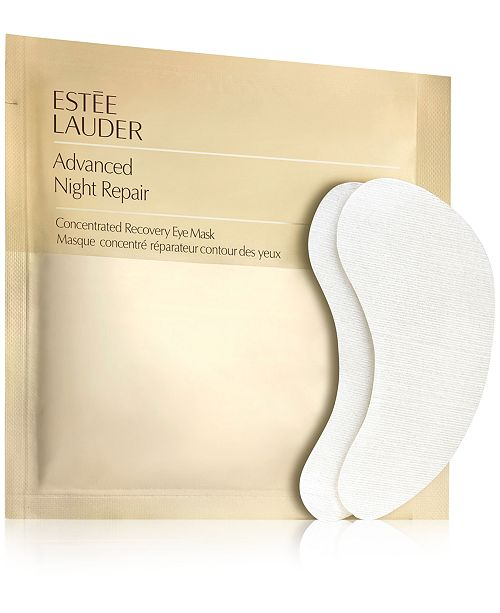 Estee Lauder Advanced Night Repair Concentrated Recovery Eye Mask - 4 Masks