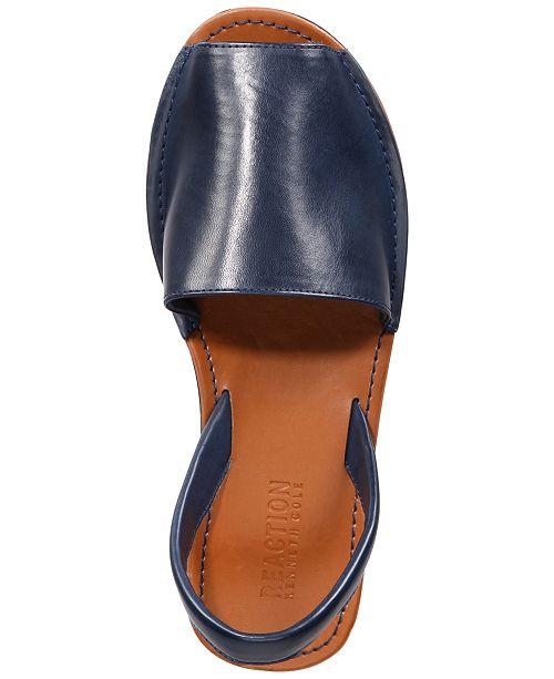 6a68d3db001f ... Kenneth Cole Reaction Women s Fine Glass Platform Wedge Sandals ...