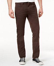 Dickies Men's FLEX 5-Pocket Twill Slim Tapered Pant