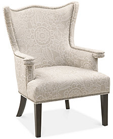 Cabot Accent Chair, Quick Ship