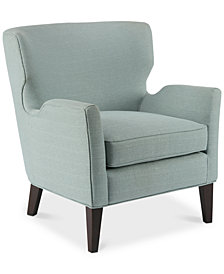 Paxton Accent Chair, Quick Ship