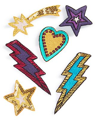 Celebrate Shop 6-Pc. Fantasia Handbag Patch Set