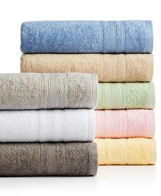 Sunham Supreme Select Cotton Bath Towel Collection Bath Towels