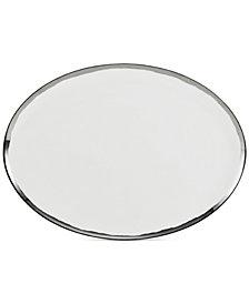 Mikasa Blakeslee Platinum Oval Platter