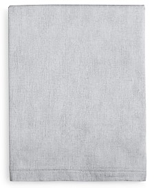 Calvin Klein Kura Cotton 280 Thread Count Queen Flat Sheet