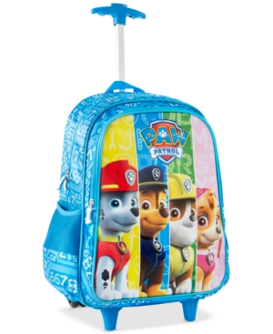 Nickelodeon Paw Patrol 18 Wheeled Suitcase