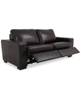 Adken 2 Pc Sofa With 2 Power Recliners, Created For Macyu0027s