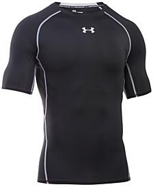 Men's HeatGear® Armour Short Sleeve Compression Shirt