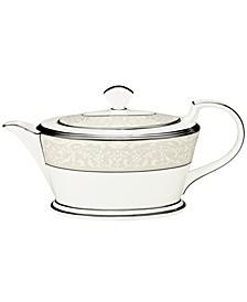 """Silver Palace"" Teapot"