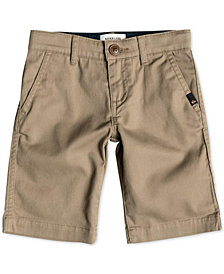 Quiksilver Everyday Union Shorts, Little Boys
