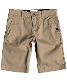 Quiksilver Everyday Union Shorts, Little Boys
