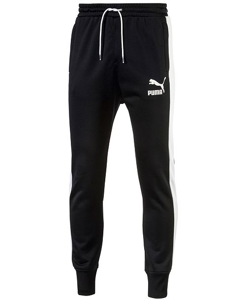 839bfd503f21 Puma Men s Archive T7 Track Pants   Reviews - All Activewear - Men ...