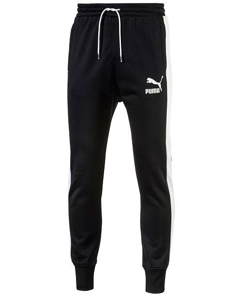 320e236c5374 Puma Men s Archive T7 Track Pants   Reviews - All Activewear - Men ...