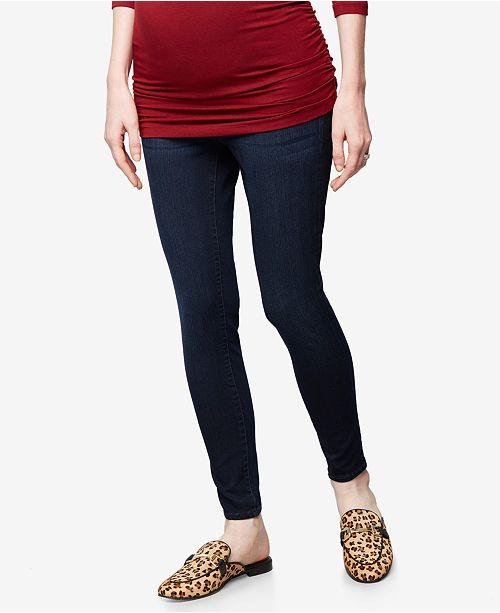12564bcd5dd1c DL 1961. DL1961 Maternity Dark-Wash Skinny Jeans. 1 reviews. main image ...