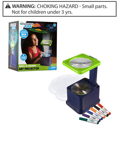 Discovery Kids Wall & Ceiling Art Projector
