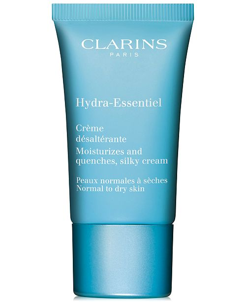 Clarins Receive a FREE Travel Size Hydra-Essentiel Silky Cream with any $65 Clarins Purchase!