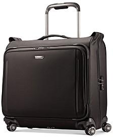 CLOSEOUT! Samsonite Silhouette XV Duet Voyager Garment Bag