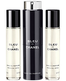 BLEU DE CHANEL Eau de Parfum Twist and Spray Set