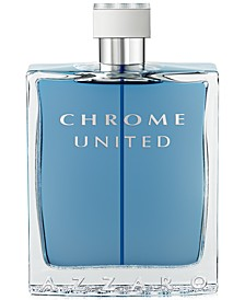 Men's CHROME UNITED Eau de Toilette Spray, 6.8 oz