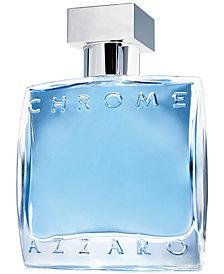 Azzaro Men's CHROME Eau de Toilette Spray, 1.7 oz.