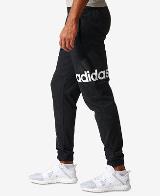 adidas Men's Essentials Jersey Pants & Reviews - Activewear - Men - Macy's