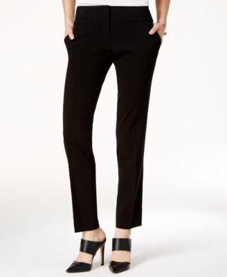 Juniors' Straight-Leg Trousers