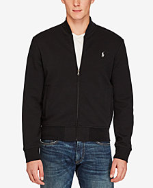Polo Ralph Lauren Men's Double-Knit Bomber Jacket