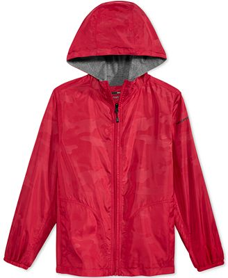Hawke & Co. Outfitter Hooded Windbreaker Jacket, Big Boys (8-20)
