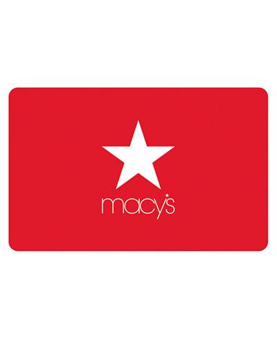 Macys e gift card gift cards macys macys e gift card negle Choice Image