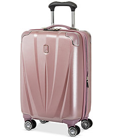 "Travelpro Pathways 21"" Expandable Spinner Suitcase, Created for Macy's"