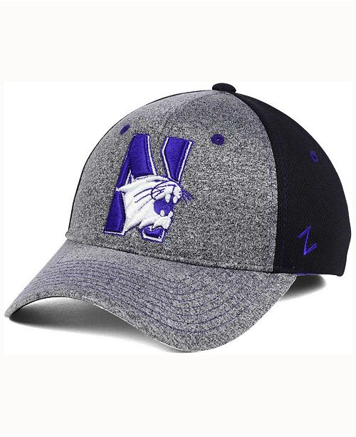 Zephyr. Northwestern Wildcats Graphite Stretch Cap. Be the first to Write a  Review. main image  main image ... 0847dd5929d8