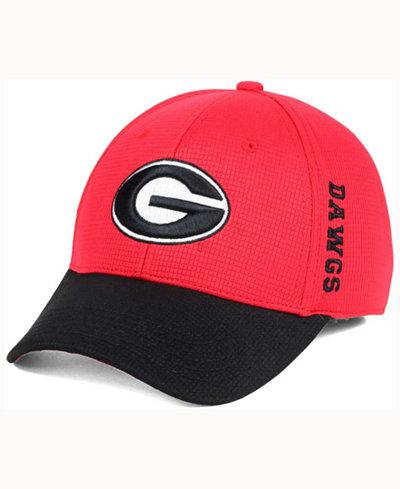 Top of the World Georgia Bulldogs Booster 2Tone Flex Cap