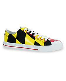 Row One Maryland Terrapins Victory Sneakers