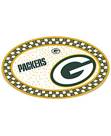 Memory Company Green Bay Packers Oval Platter