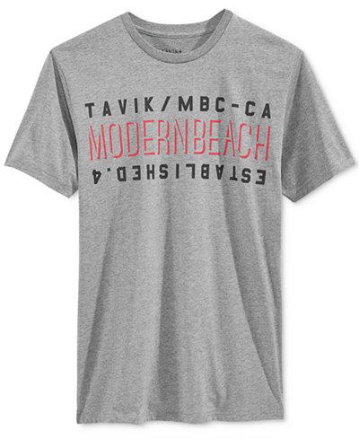Tavik Men's Graphic-Print Cotton T-Shirt - T-Shirts - Men - Macy's