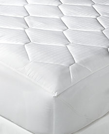 Tommy Hilfiger Home Quilted Windowpane Full Mattress Pad