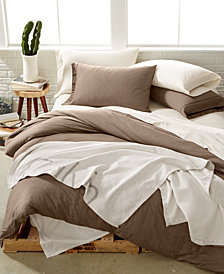 CLOSEOUT! Calvin Klein Modern Cotton Body Bedding Collection
