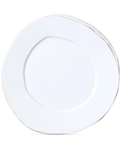 VIETRI Lastra Collection Salad Plate