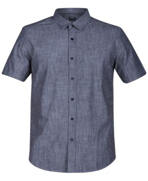 Hurley Men's One and Only Cotton Shirt thumbnail