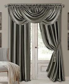 Versailles Faux Silk Window Treatment Collection