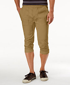 American Rag Men's Cropped Joggers, Created for Macy's