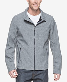 Men's Big & Tall Classic Softshell Jacket